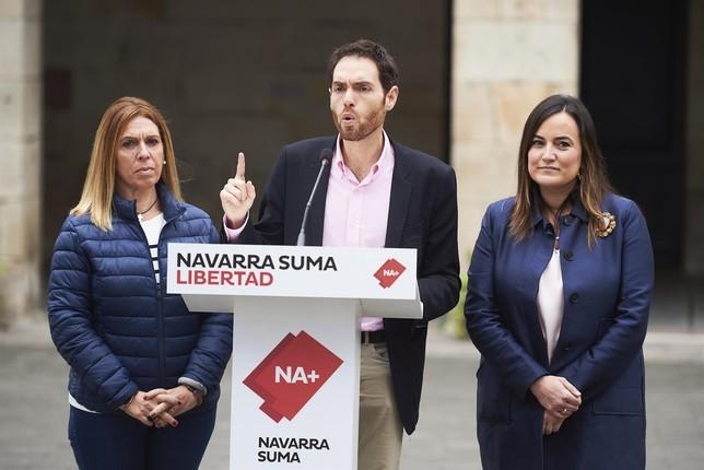 Sayas apuesta por defender la identidad de toda Navarra
