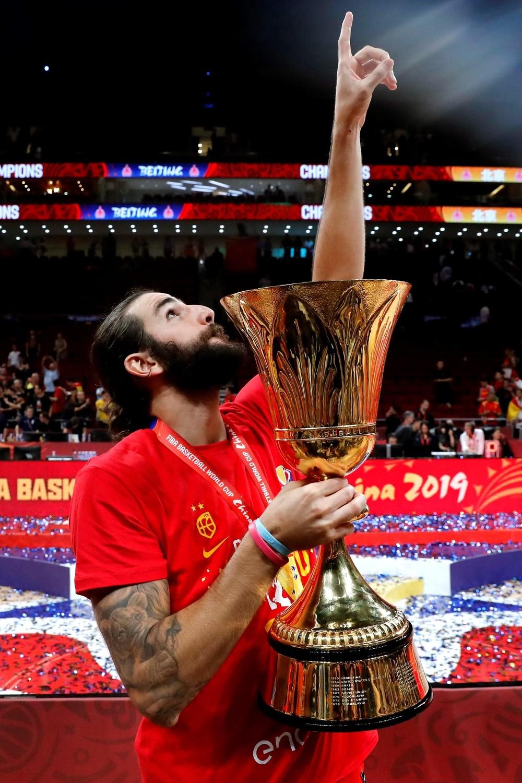 Ricky Rubio, elegido MVP del Mundial de China