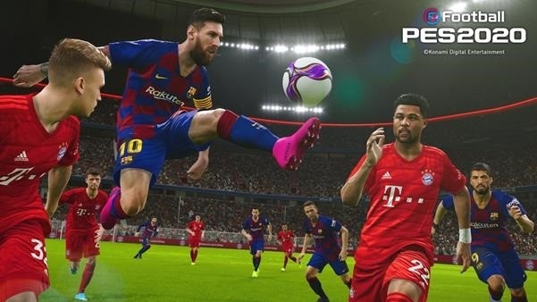 'eFootball PES 2020' ya está disponible en Europa