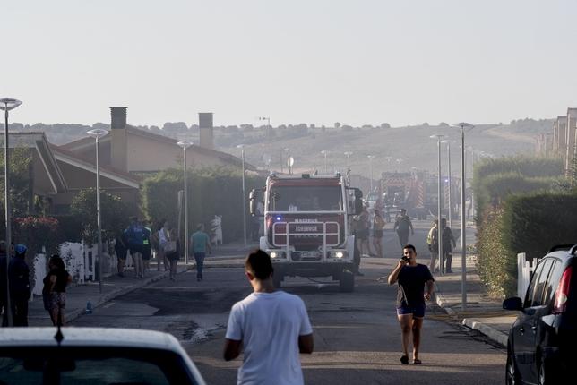El fuego de Rioseras calcinó 70 hectáreas