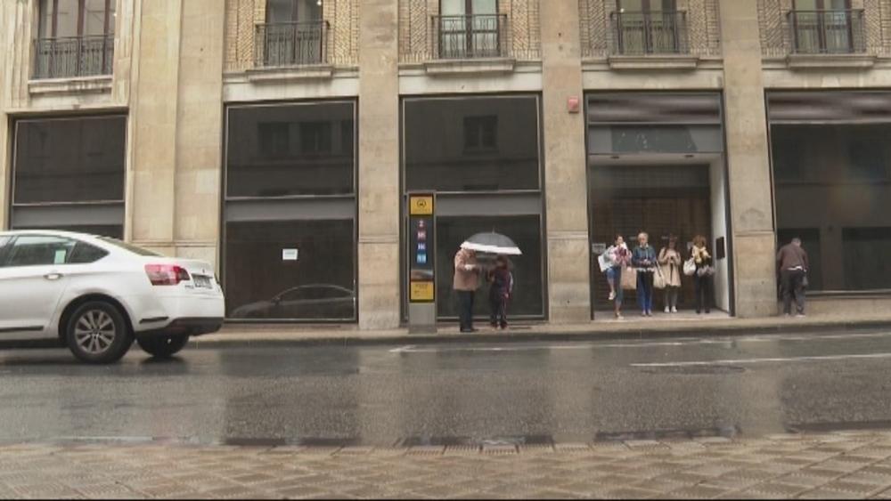 Un joven, en coma inducido tras ser agredido en Pamplona
