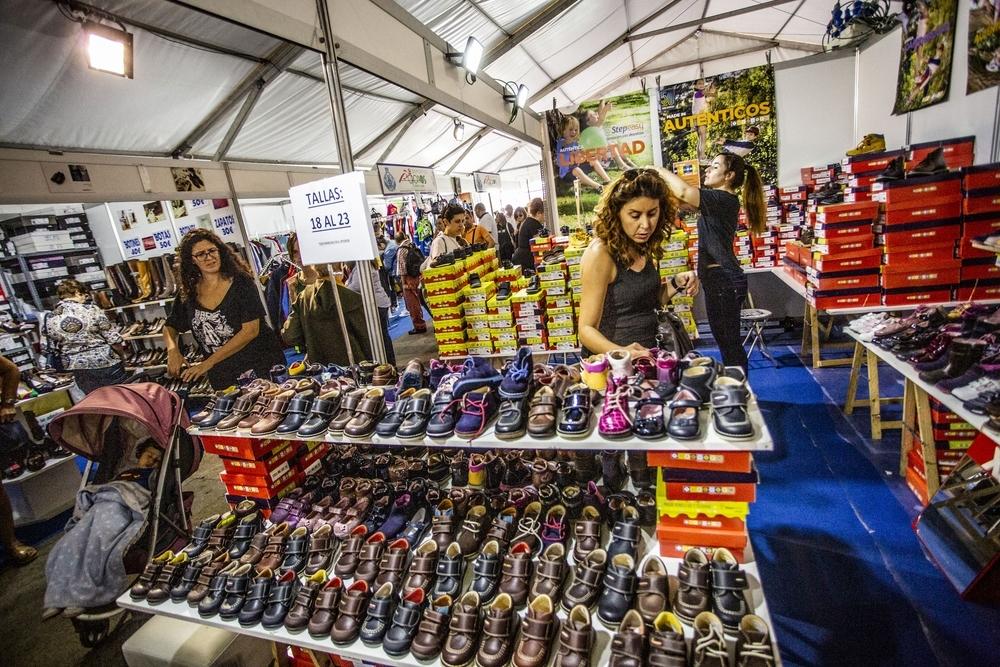 Abre sus puertas la nueva edición de la Feria del Stock