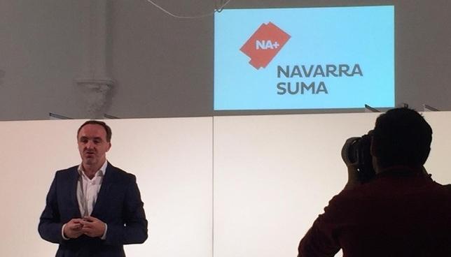 Navarra Suma presenta sus candidatos para el 28-A