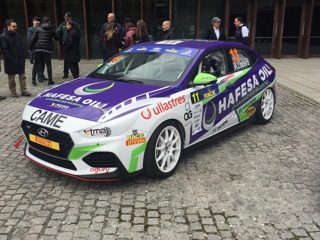 El Racing Weekend se celebra este próximo 6 y 7 de abril  Gonzalo Velasco