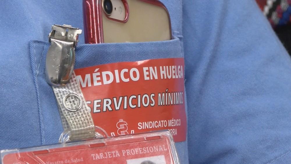 Salud ofrece diálogo para reconducir la huelga de médicos