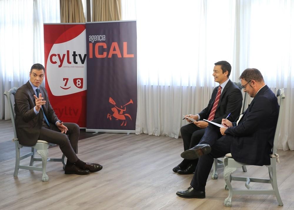 «La España vacía tiene mi compromiso y pido su confianza»