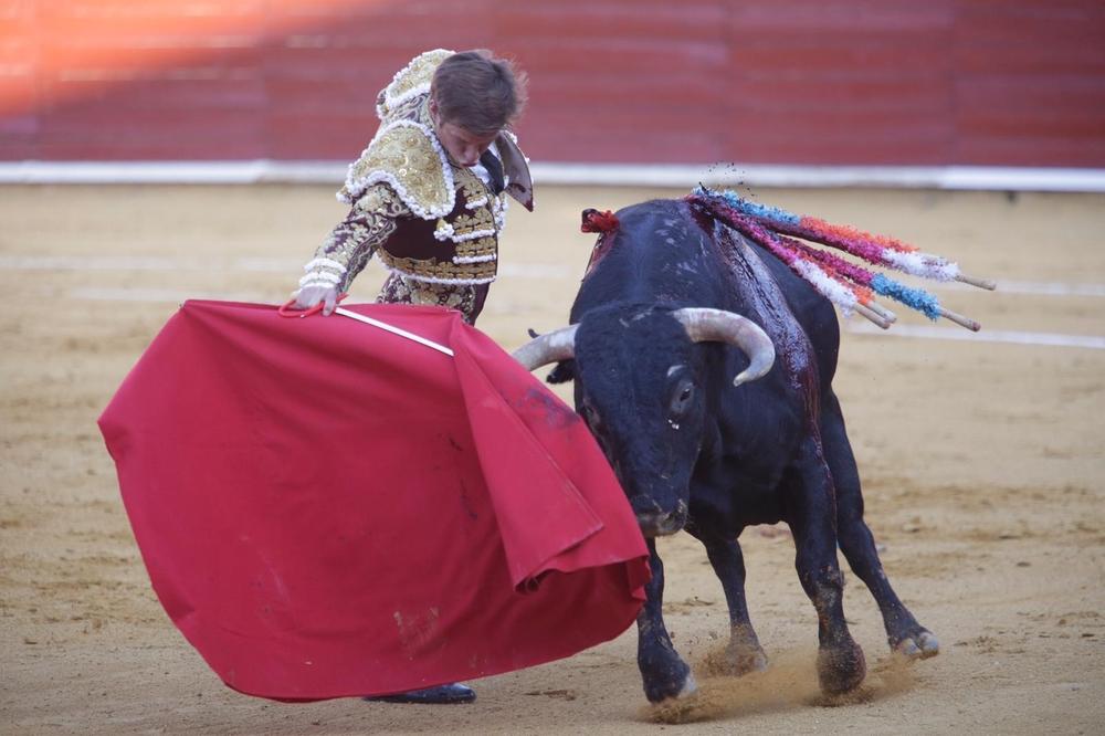 Primer festejo de la feria taurina de Ciudad Real 2019