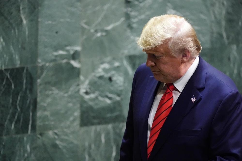 Trump instó a Ucrania a investigar a Biden
