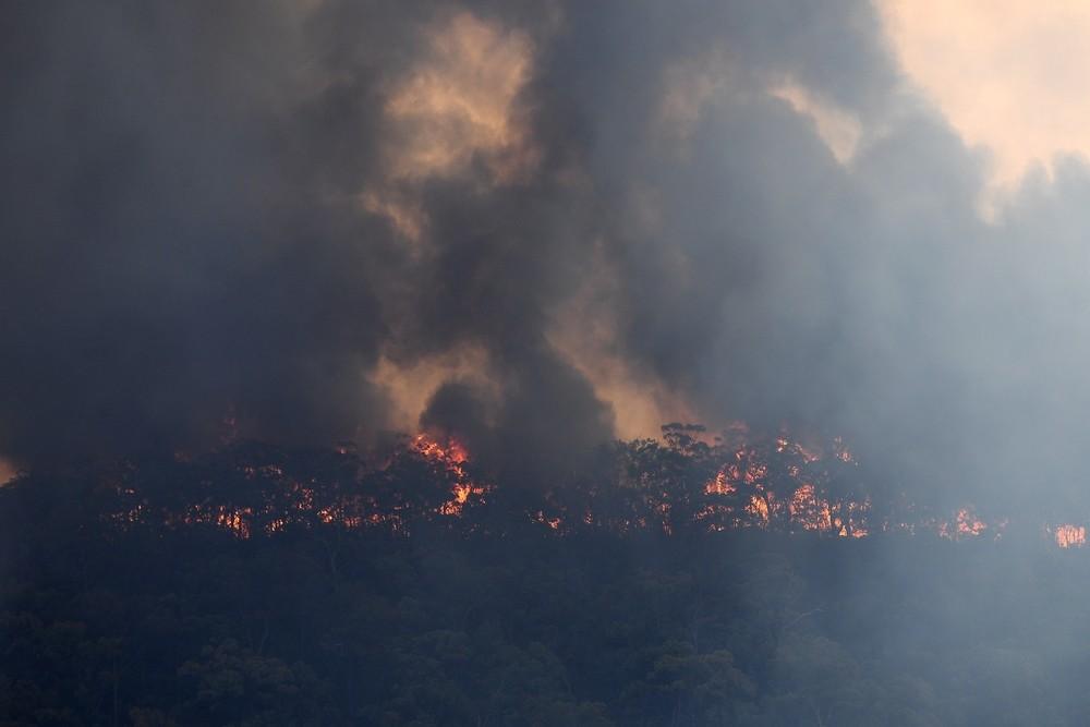 Al menos cuatro muertos en los incendios de Australia