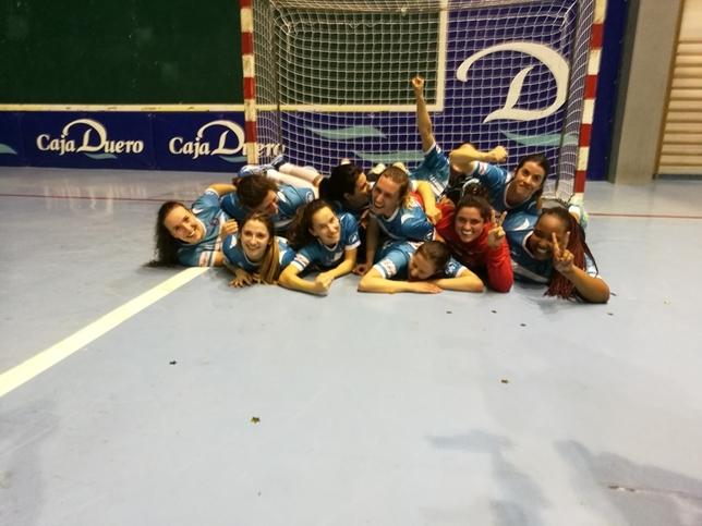 El BM Ágreda consigue su primera liga
