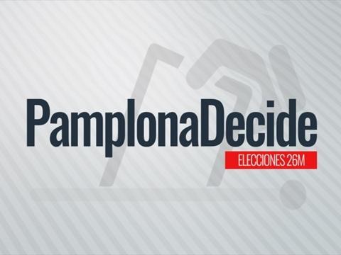 'Pamplona Decide': los candidatos debaten en Navarra TV