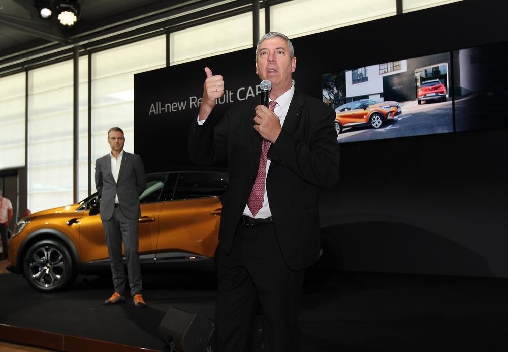 Renault presenta en Fráncfort el nuevo Captur