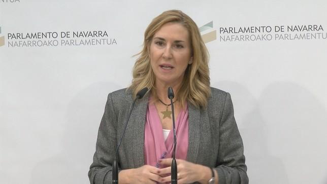 Beltrán, quinta al Congreso por Madrid en las listas del PP
