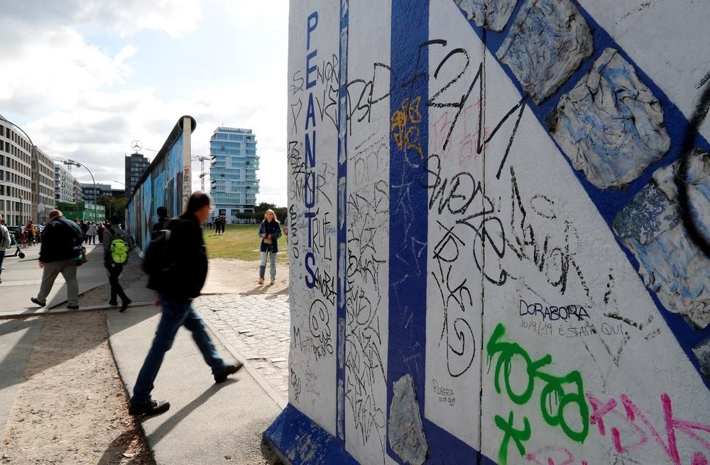 Treinta años de la caída del muro