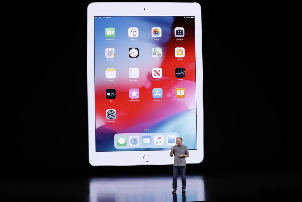 Un iPad con pantalla más grande y chip A10 Fu