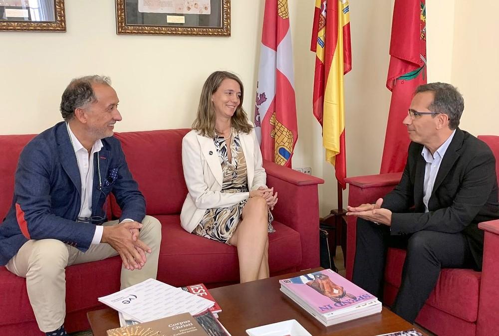 La CVE pide a la Junta trabajar por un Valladolid industrial