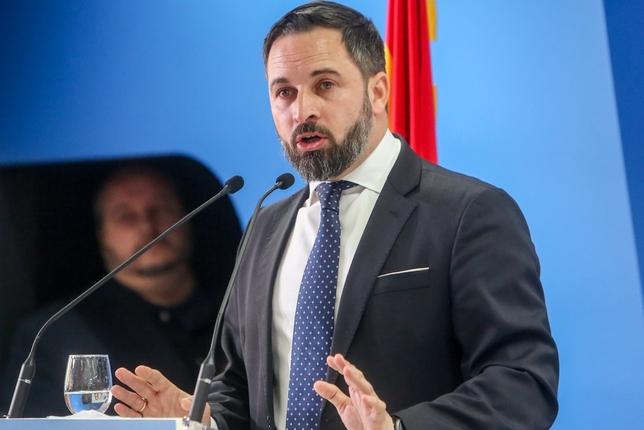 Vox advierte a PP y Cs de que no va a ser la llave de nadie Ricardo Rubio - Europa Press