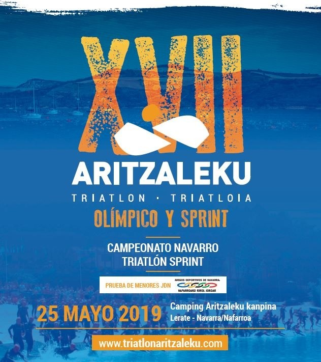 Aritzaleku celebra este sábado su XVII triatlón
