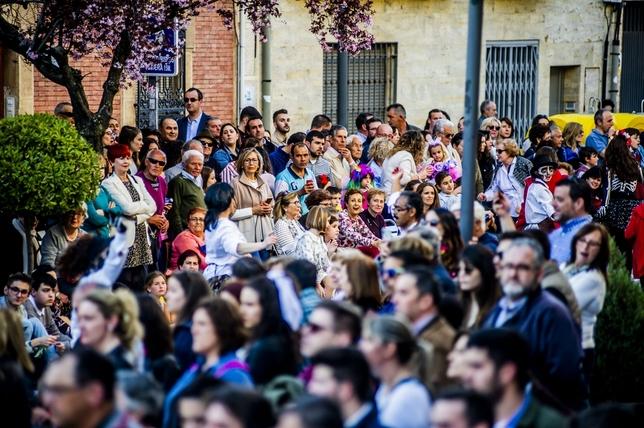 Broche de oro a una fiestas para el recuerdo Pablo Lorente