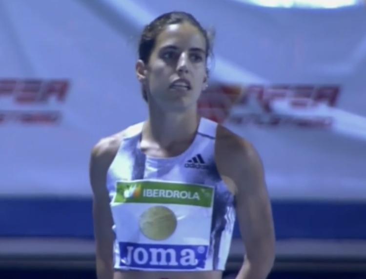 Marta Pérez cumple el trámite y estará en la final de 1.500