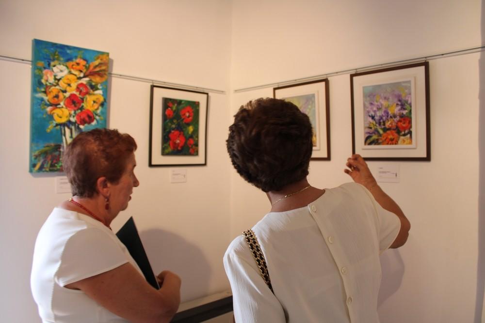 El arte taranconero de Petri Fernández, en Casa Parada