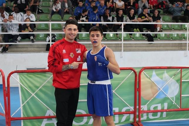 Cinco boxeadores, al Boxam Joven y Júnior de Murcia