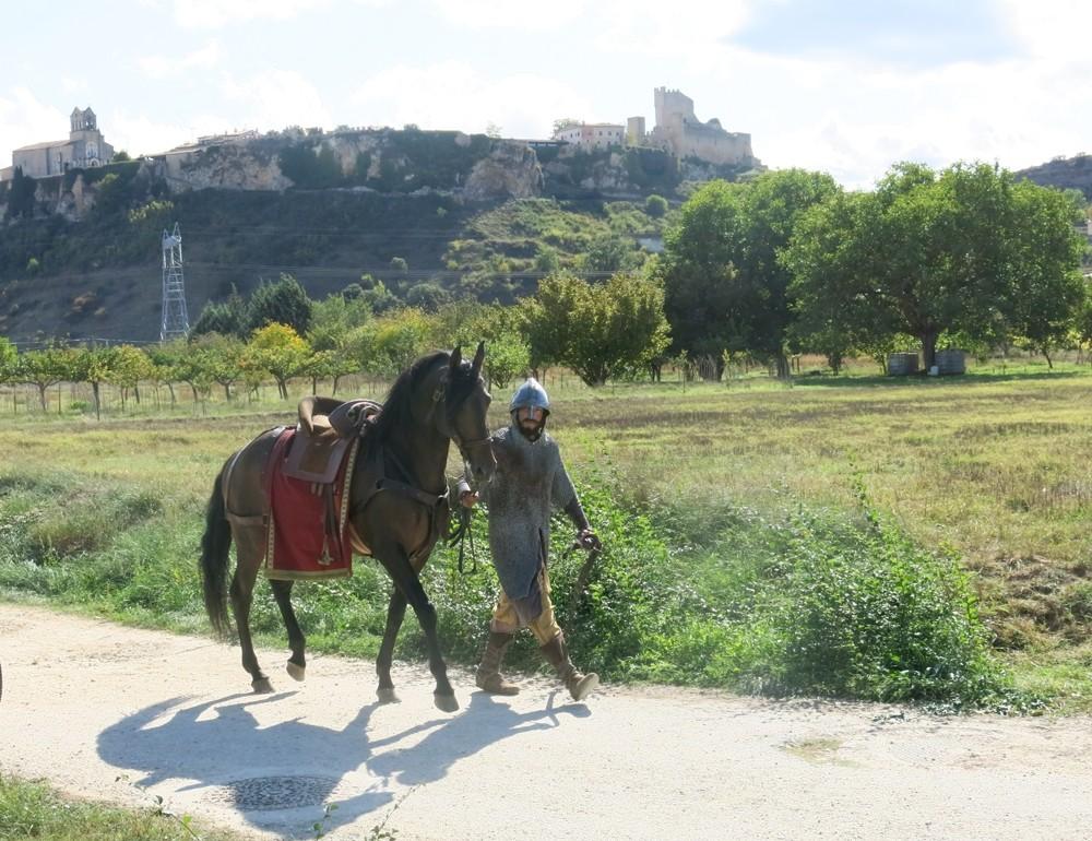 El fugaz paso del Cid