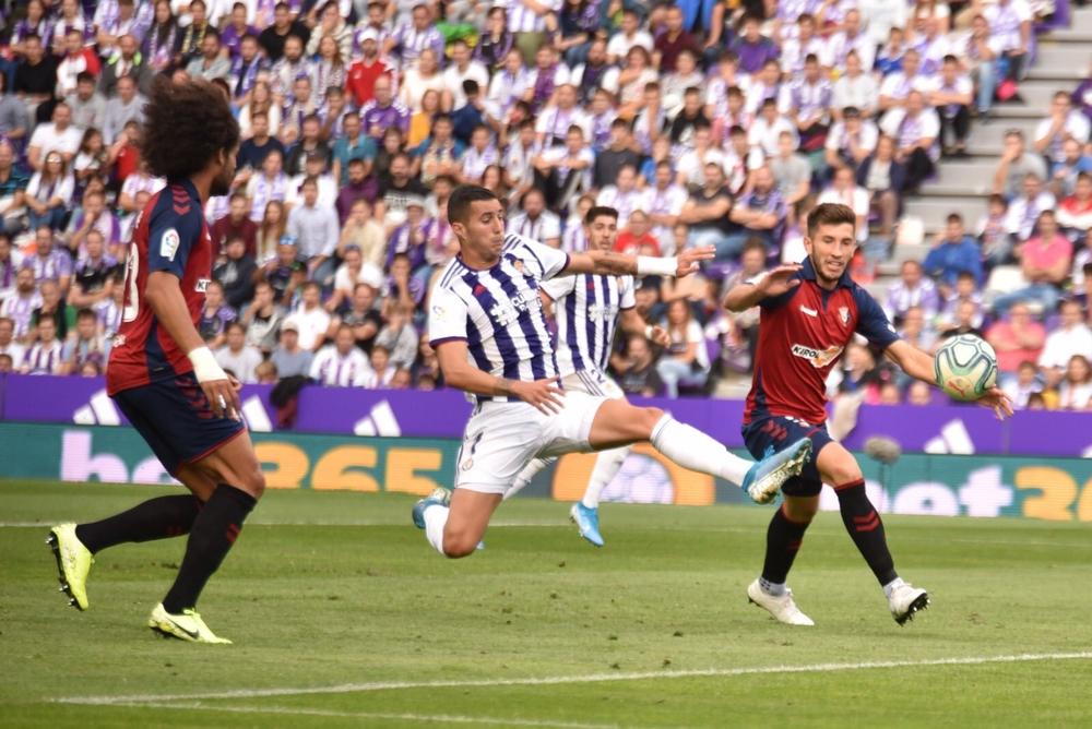 Real Valladolid - Osasuna.