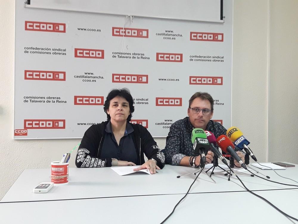 CCOO insiste en responsabilidad Consistorio por 7 despidos