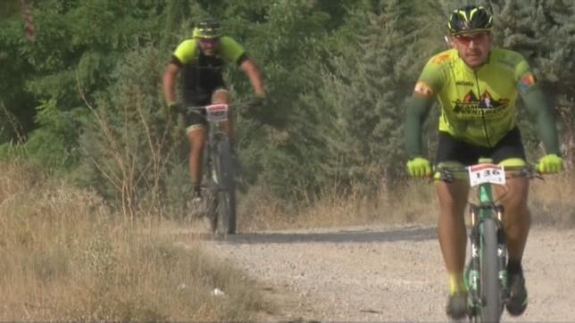 El reto consistirá en tres jornadas de ciclismo en BTT por Tierra Estella