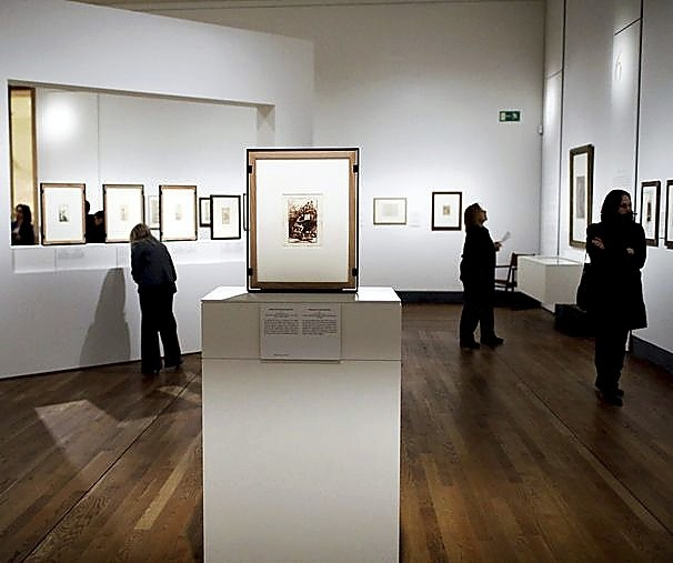 La muestra, que presentó ayer el director del Museo del Prado, Miguel Falomir, estará abierta desde hoy hasta el 16 de febrero de 2020.