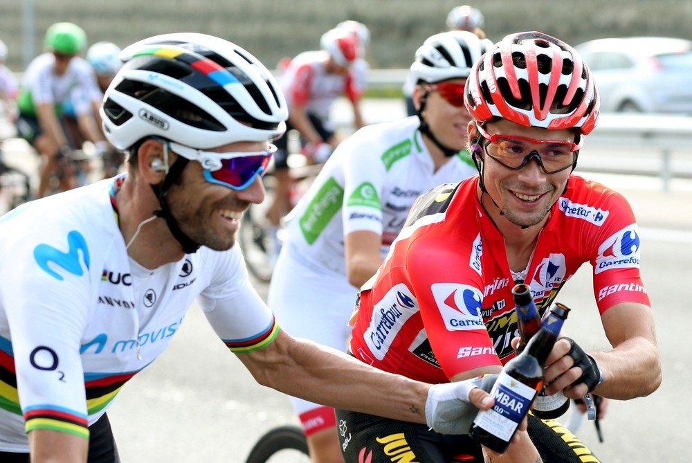 Roglic, campeón de la Vuelta a España