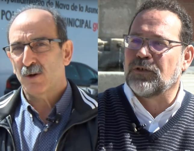 26M - Entrevista a los candidatos de Nava de la Asunción