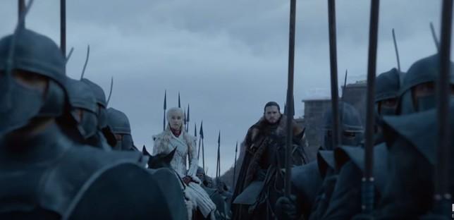 'Juego de tronos' lanza el tráiler de su última temporada
