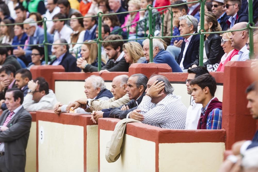 Público en Plaza de Toros