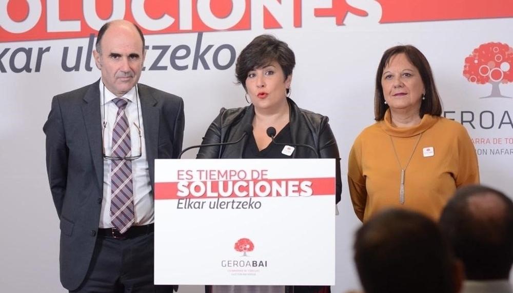 Geroa Bai pide que Navarra asuma la competencia de I+D+i