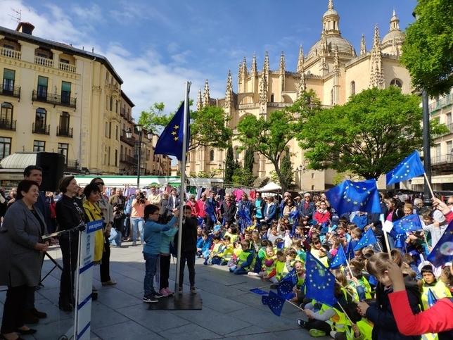 Fomento de los valores y la unidad de Europa