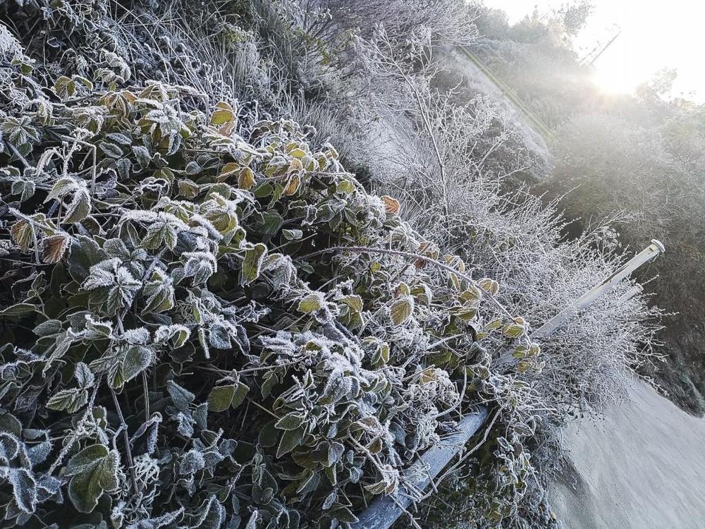 La Hz del Huécar se congela