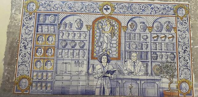 El sector farmacéutico se apunta a la ruta de los murales