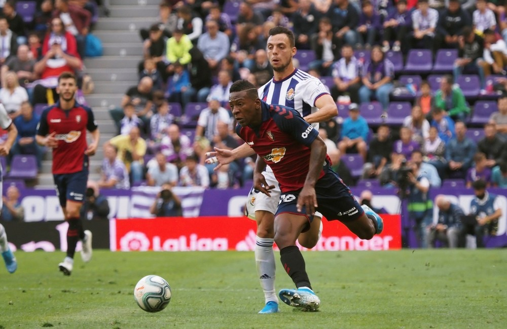 Valladolid y Osasuna firman tablas