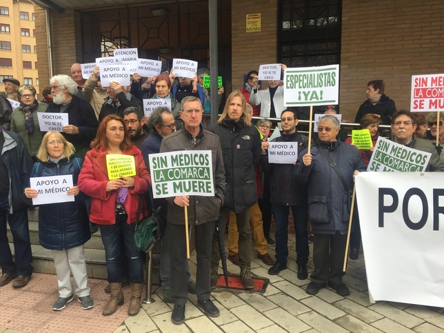 Pablo Fernández critica la desfachatez de Mañueco en Aranda