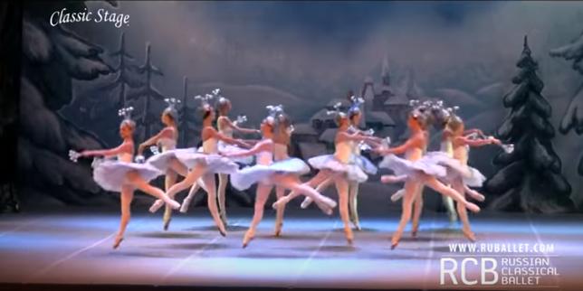 La Russian Classical Ballet trae 'El cascanueces' a Baluarte