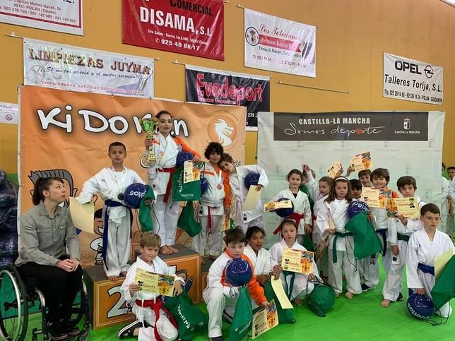La gran fiesta del Kidokan