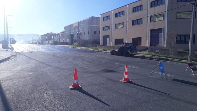 Los industriales de Hontoria, molestos con el Ayuntamiento