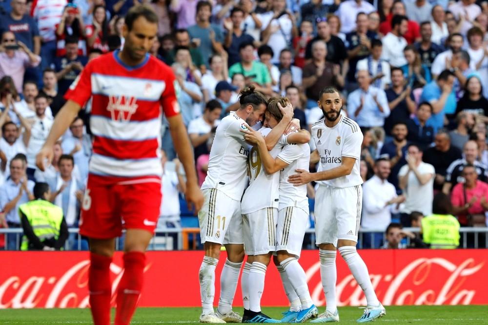 El Madrid no infunde respeto
