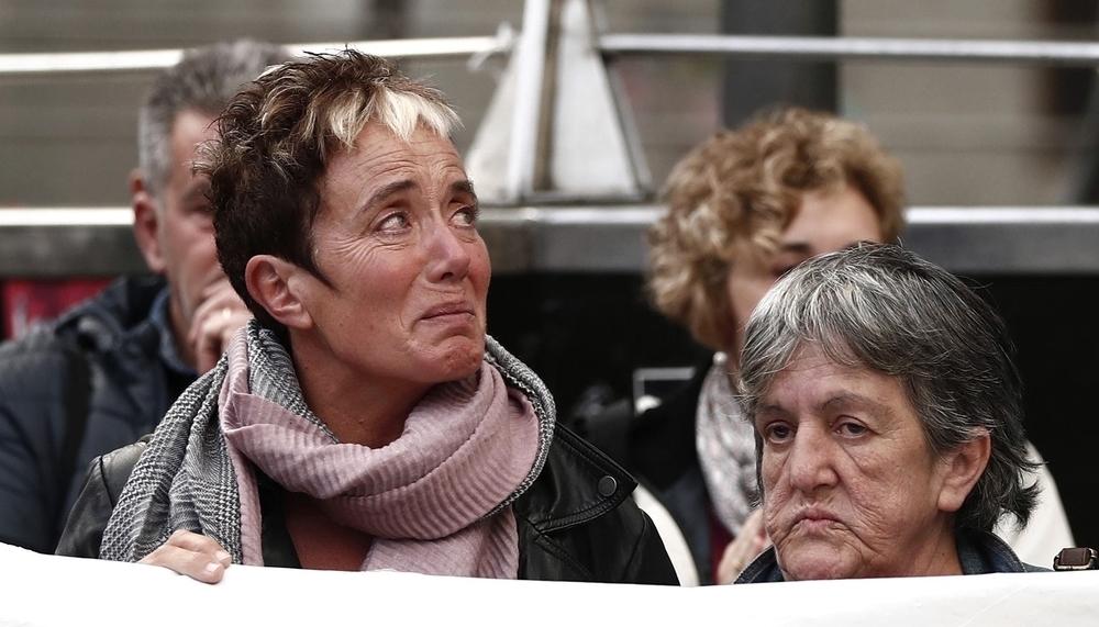 Familiares prevén llevar el caso Alsasua a Estrasburgo