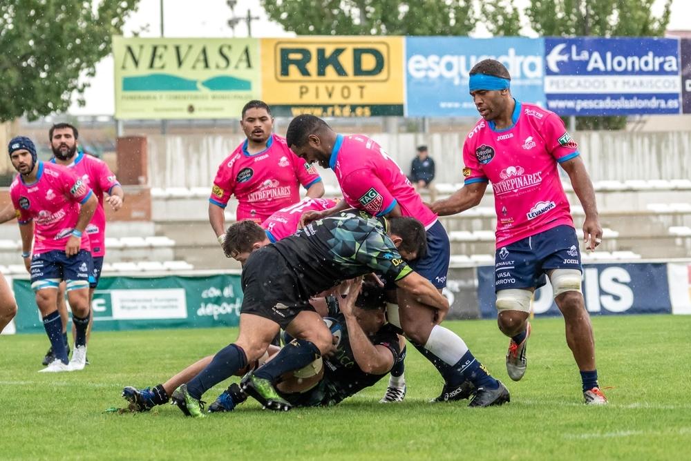 VRAC Quesos Entrepinares - Bathco Rugby Santander