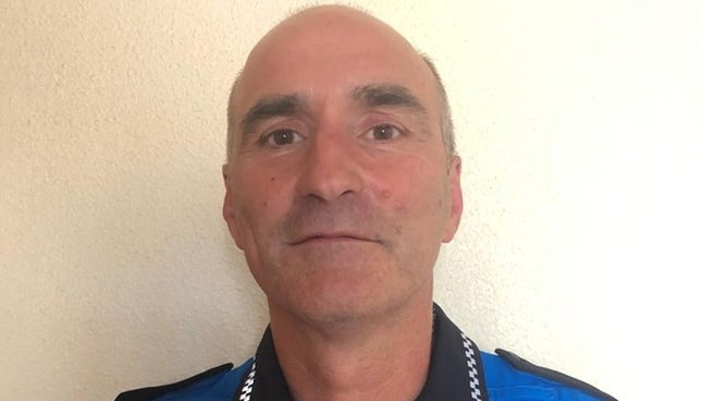 Javier Goya, nuevo jefe de la Policía Municipal de Pamplona