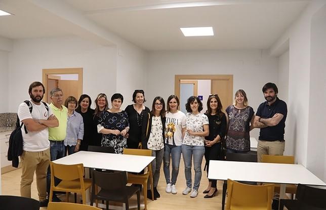Tudela estrena centro municipal para personas sin hogar