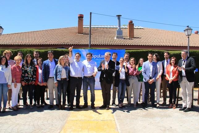 El PP propone bajar los impuestos en Castilla-La Mancha